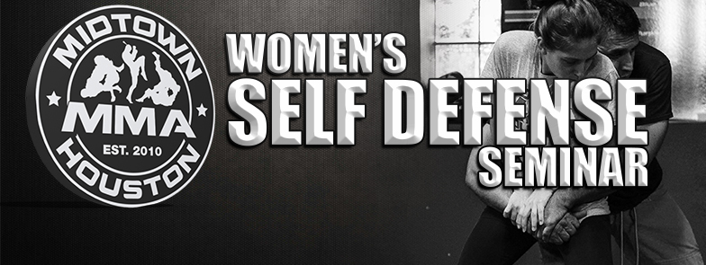 Midtown MMA Houston Womens Self Defense Cover