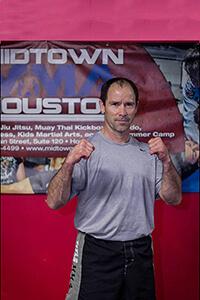 Coach Lewis Wood Boxing coach