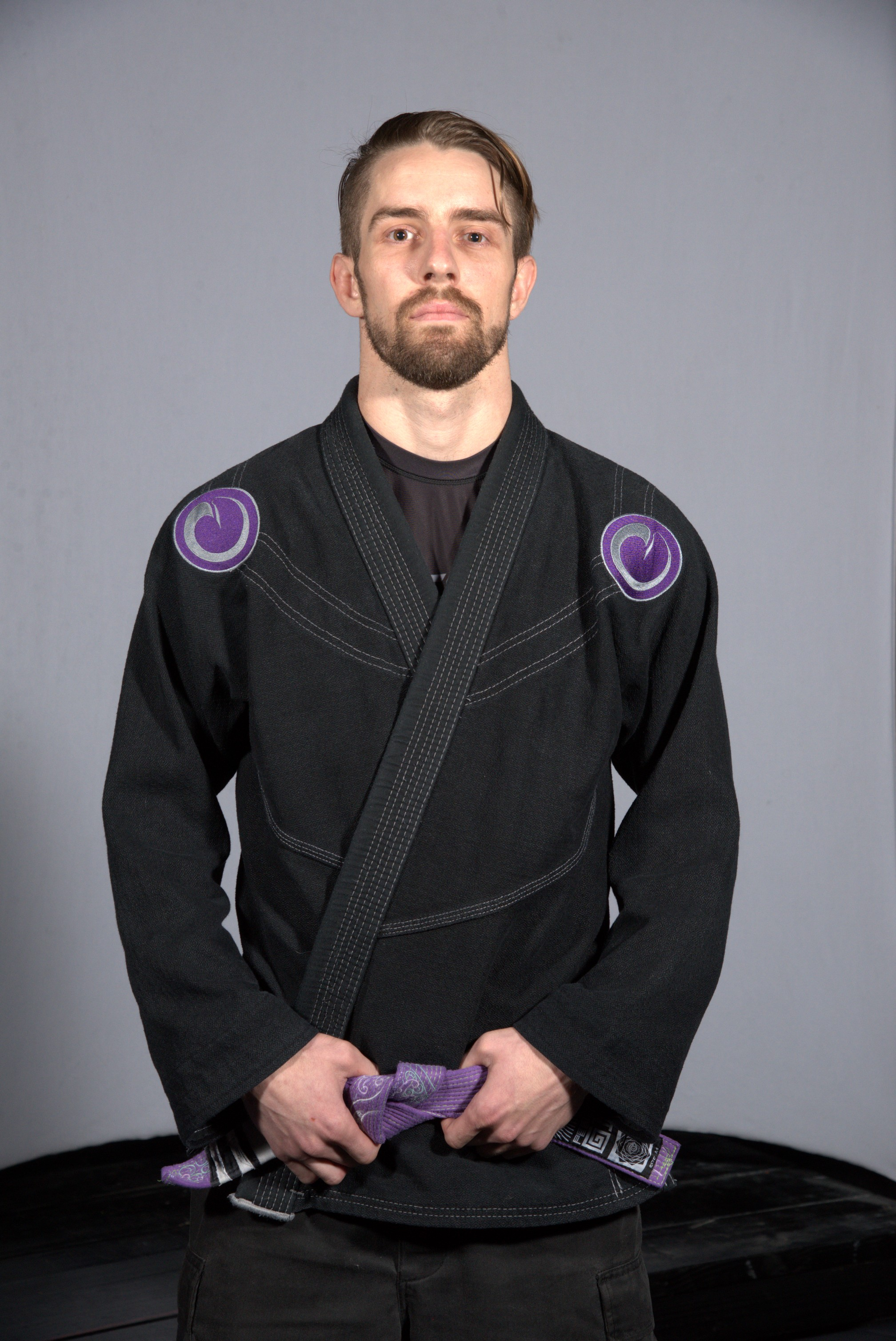 Coach Zach Lussier Kids Brazilian Jiujitsu Instructor