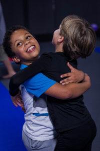 Wynton and Jack 2016 Kids Martial Arts Brazilian Jiu-Jitsu