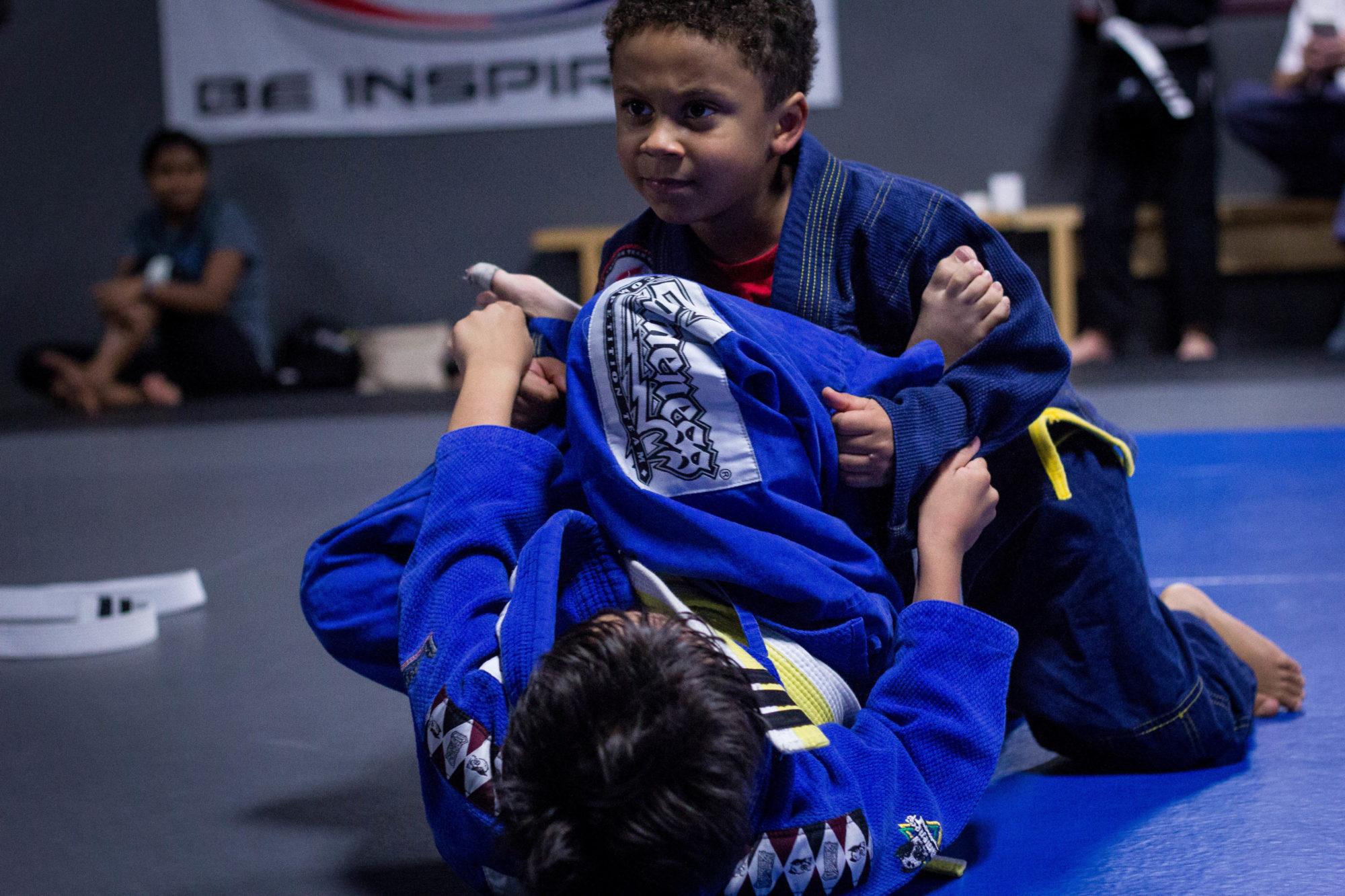 Kids Martial Arts Houston Texas