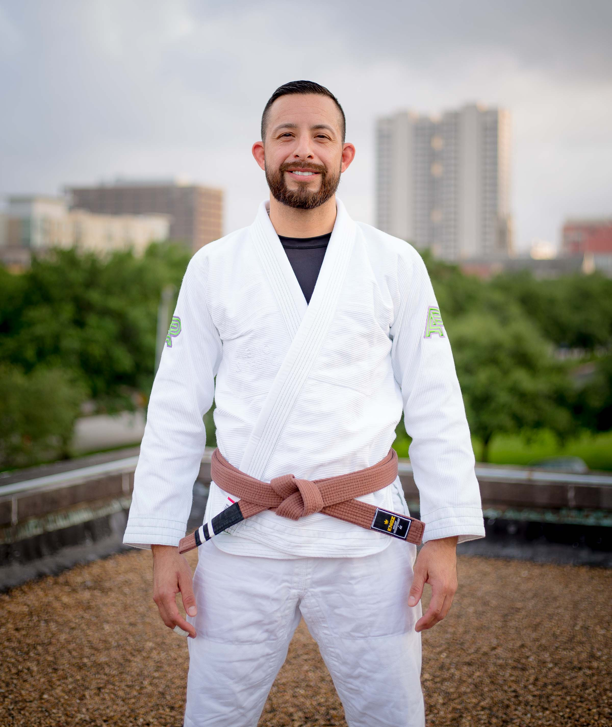 Coach Chris Farias Brazilian Jiu-Jitsu Brown Belt