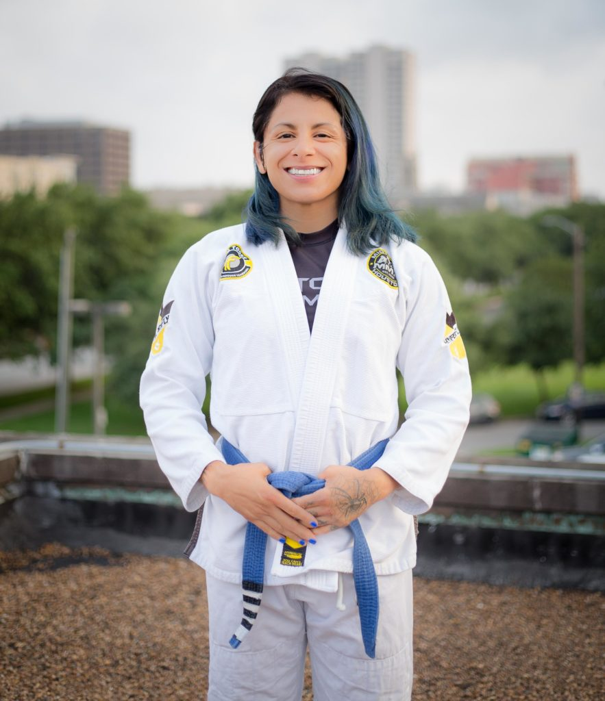 Stephanie Trevino Assistant Brazilian Jiu-Jitsu Instructor, Women's Fitness Instructor  and Women's Brazilian Jiu-Jitsu Instructor