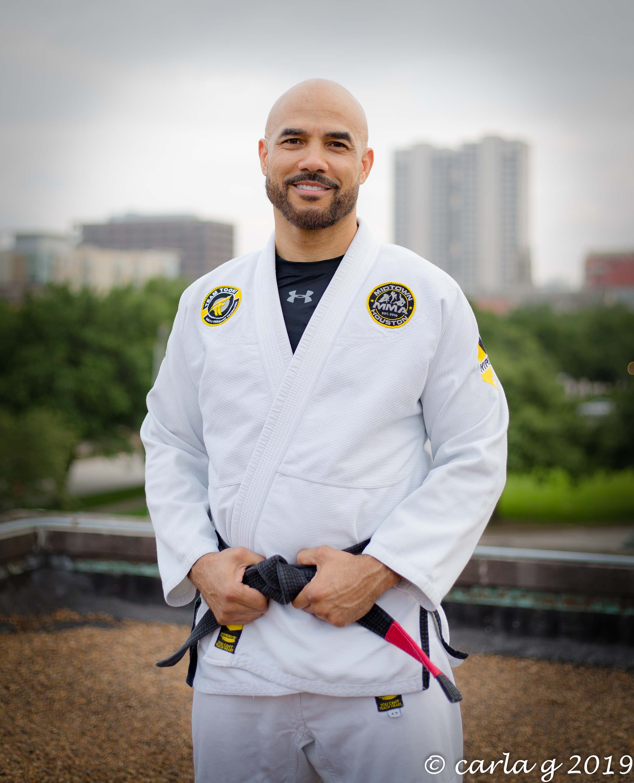 Professor Joel S. Brazilian Jiu-Jitsu Black Belt
